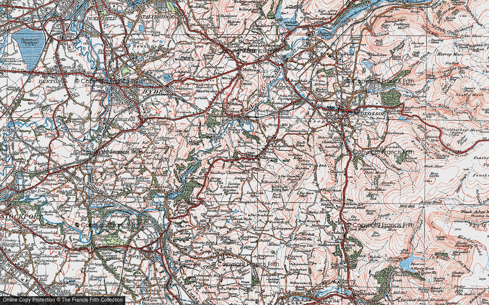 Woodseats, 1923