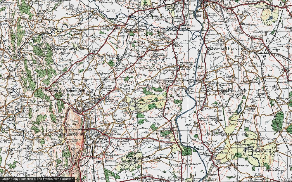Woodsfield, 1920