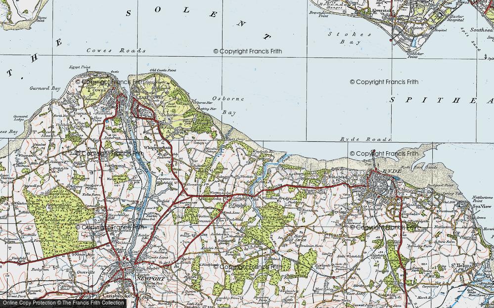 Woodside, 1919