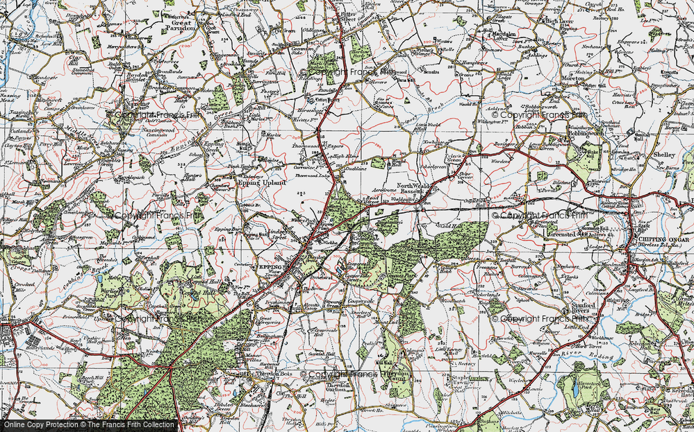 Woodside, 1920