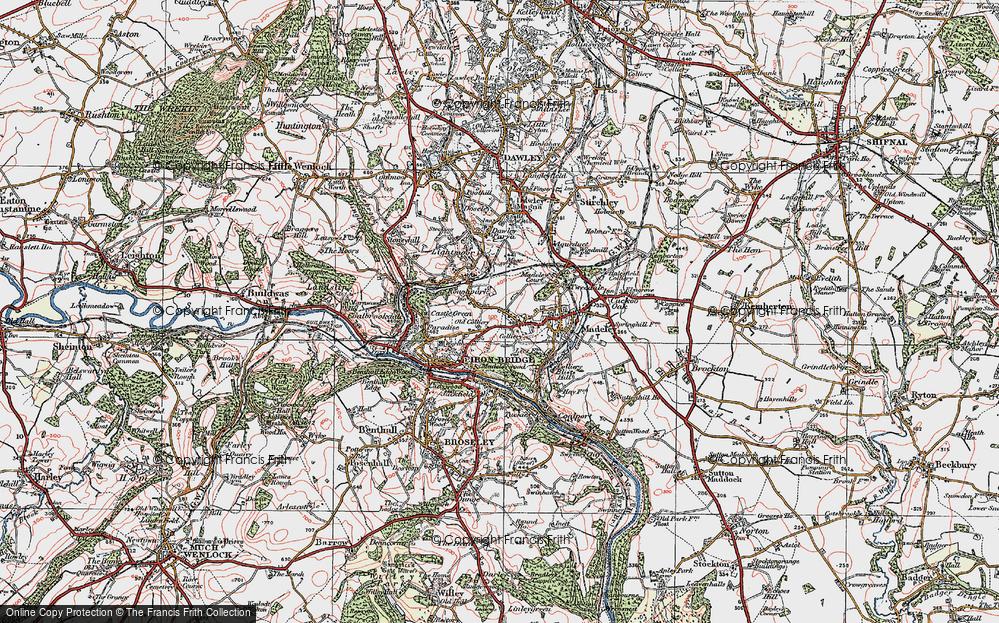 Woodside, 1921