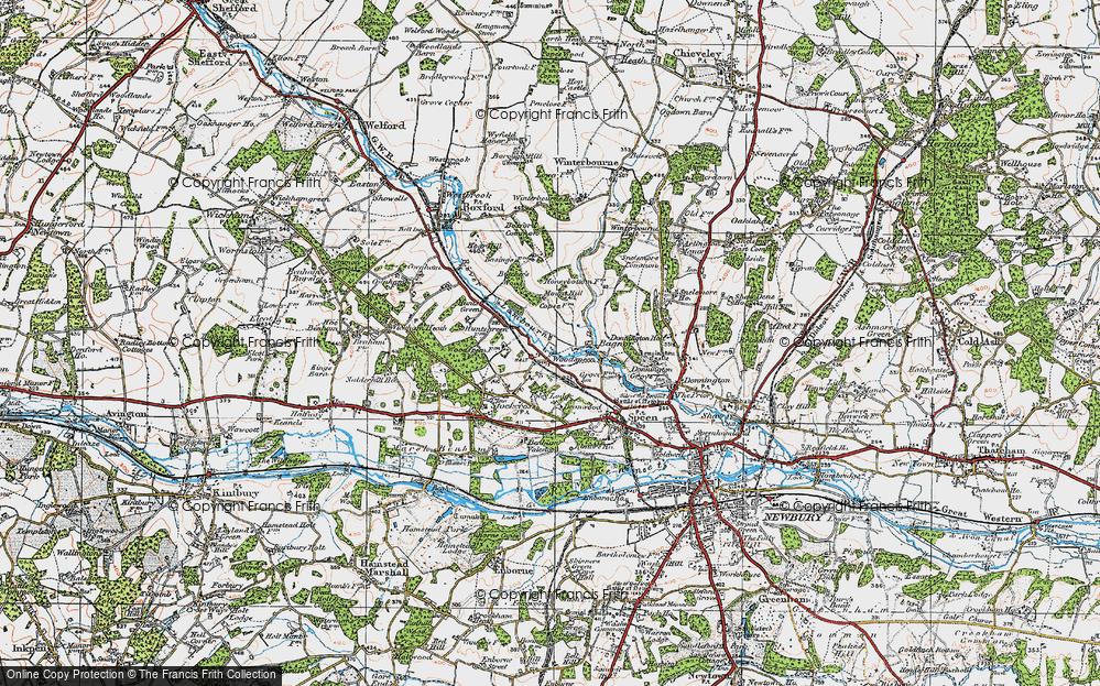 Woodspeen, 1919