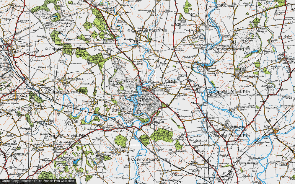 Woodstock, 1919