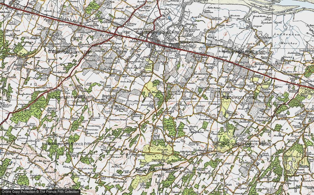 Woodstock, 1921