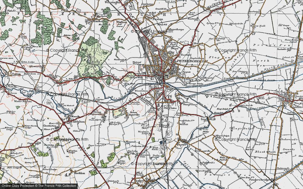 Woodston, 1922