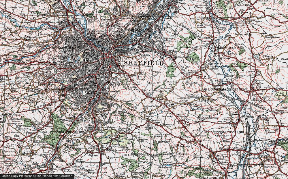 Woodthorpe, 1923