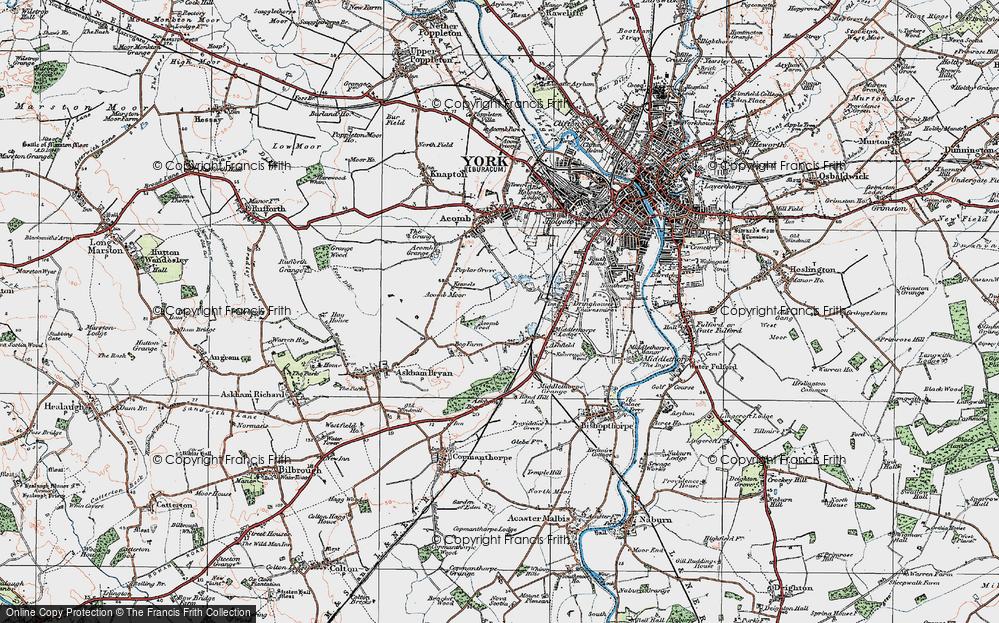 Woodthorpe, 1924