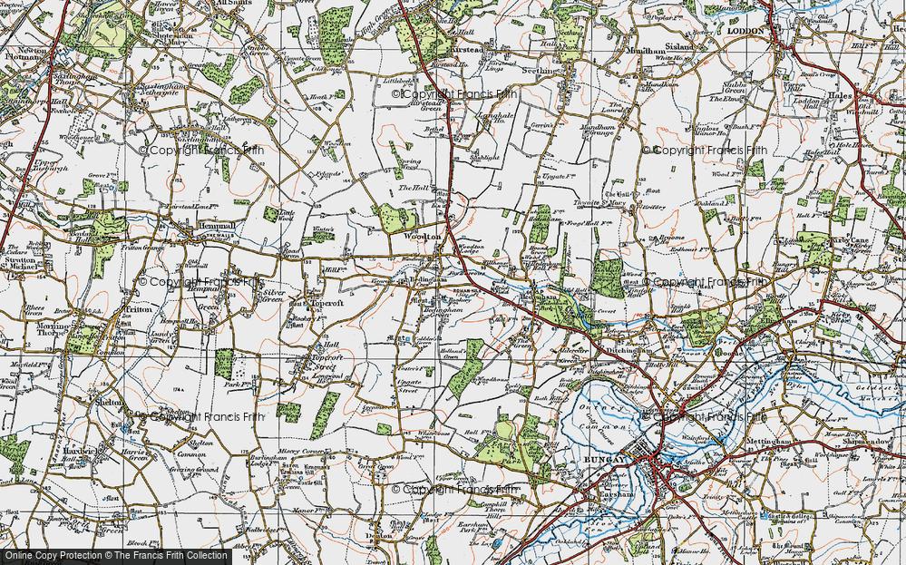 Woodton, 1921