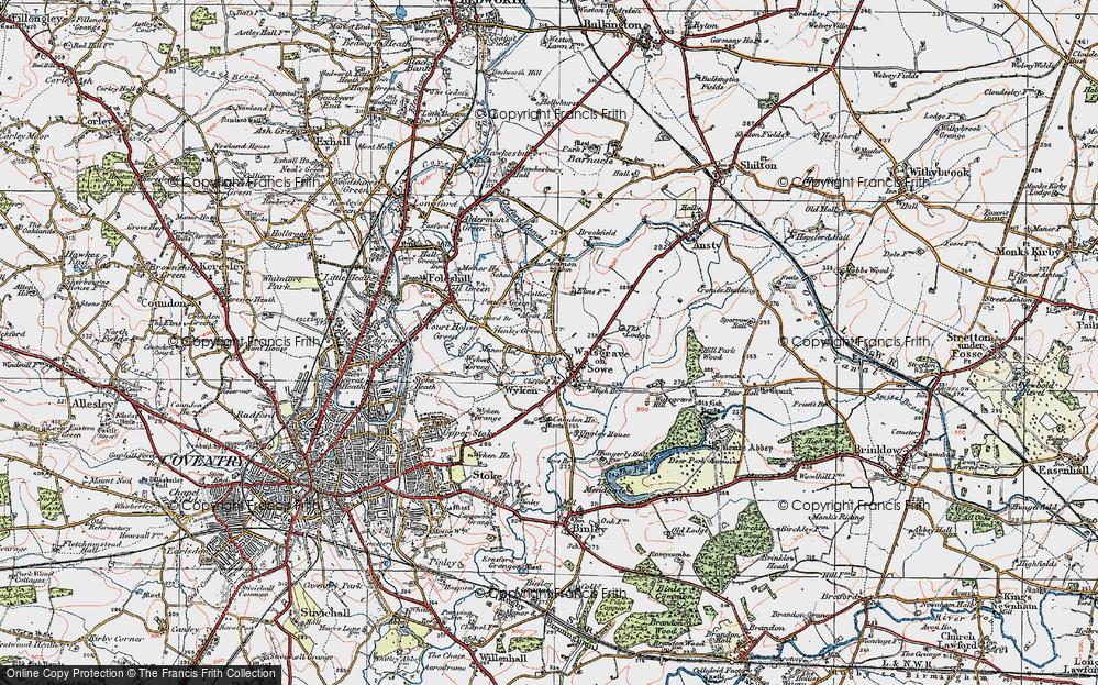 Woodway Park, 1920