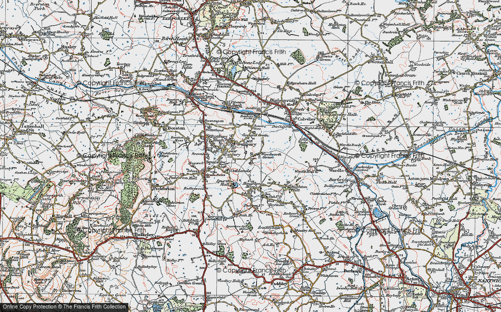 Woodworth Green, 1923