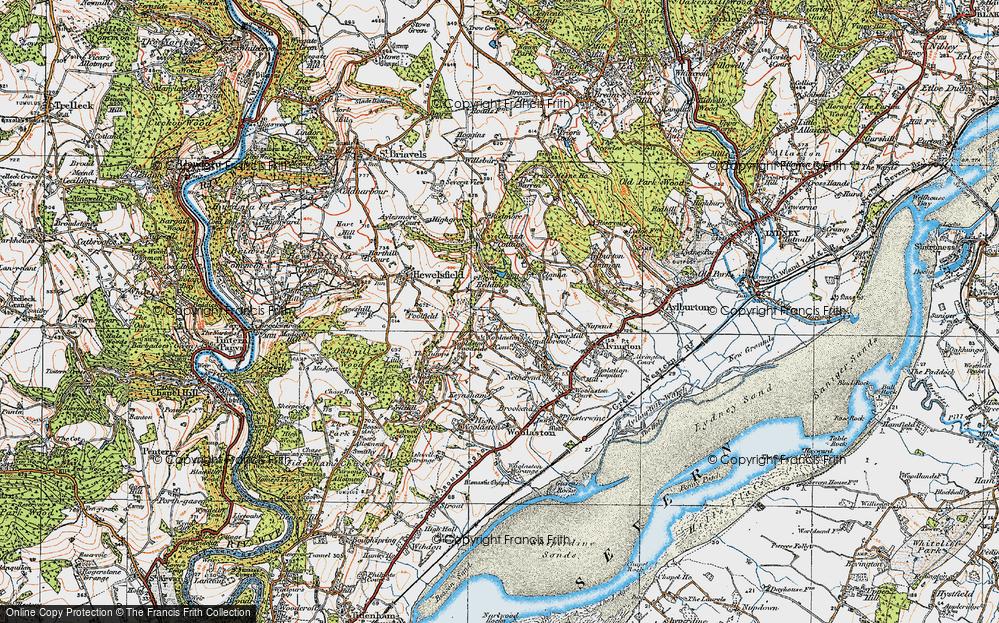 Woolaston Common, 1919