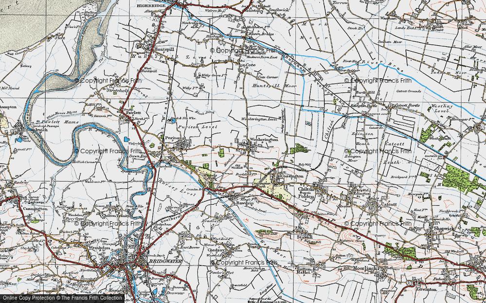 Woolavington, 1919