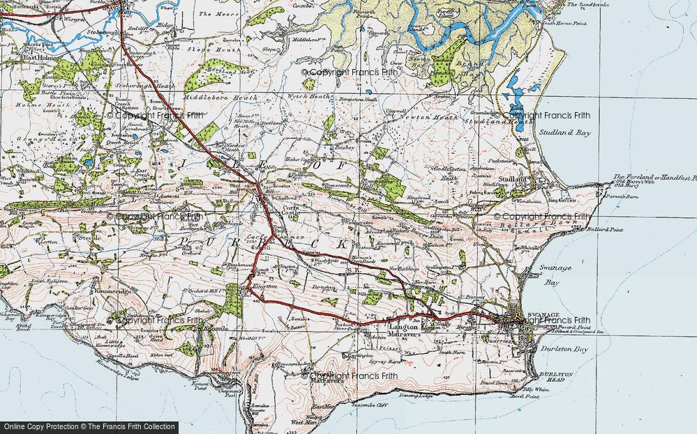 Woolgarston, 1919