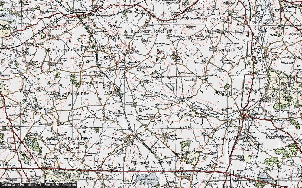 Woollaston, 1921