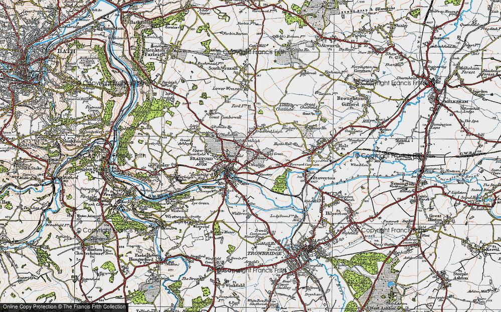 Woolley, 1919