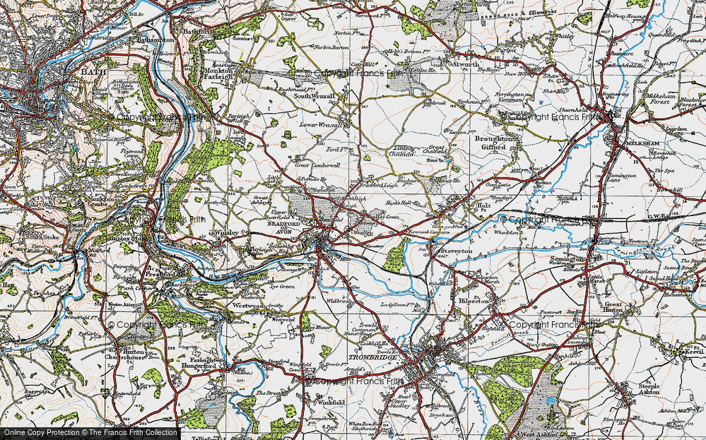 Woolley Green, 1919