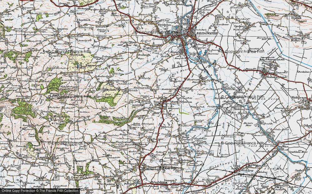 Woolmersdon, 1919