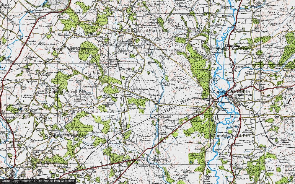 Woolsbridge, 1919