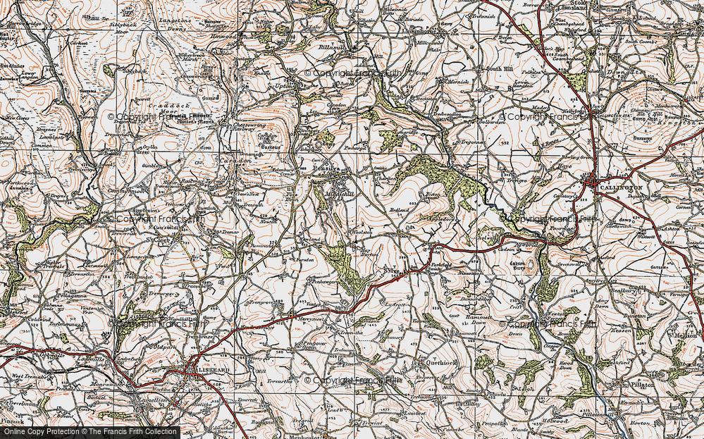 Woolston, 1919