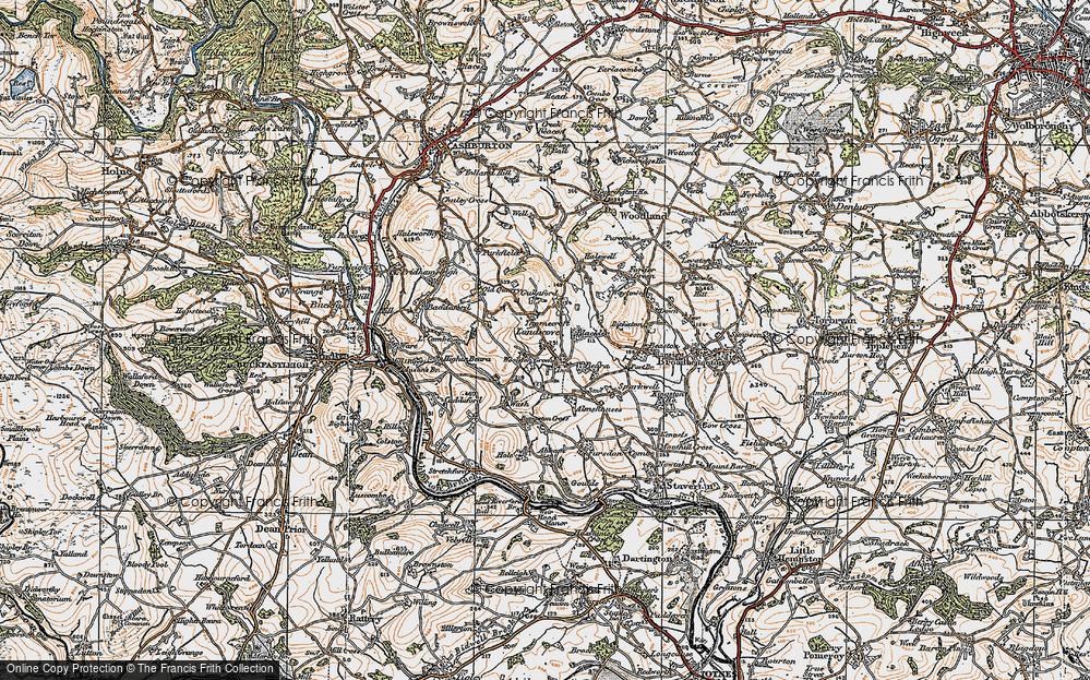 Woolston Green, 1919