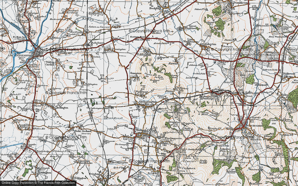 Woolstone, 1919