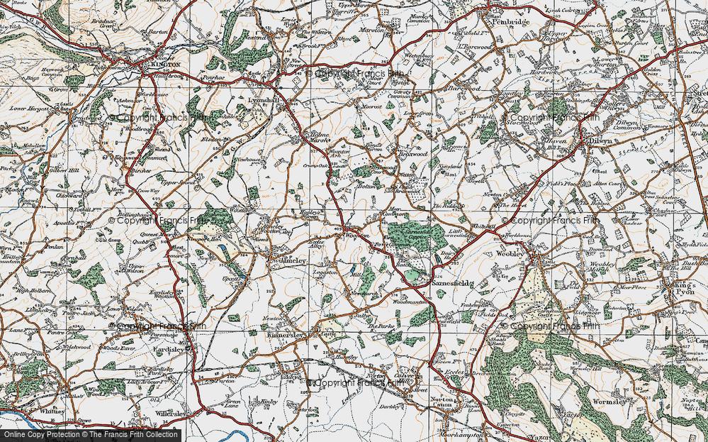 Woonton, 1920