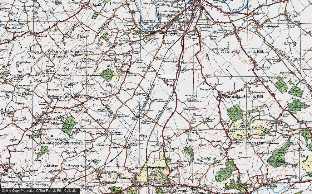 Wootton Broadmead, 1919