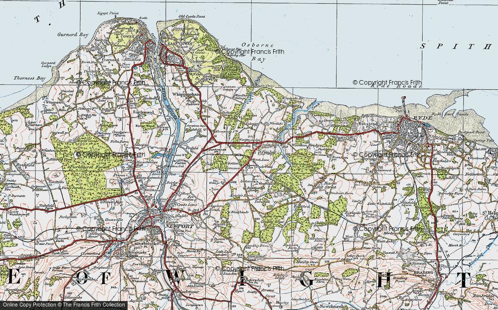 Wootton Common, 1919