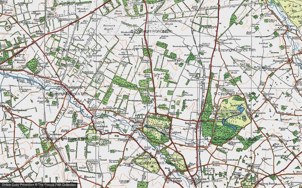 Wordwell, 1920