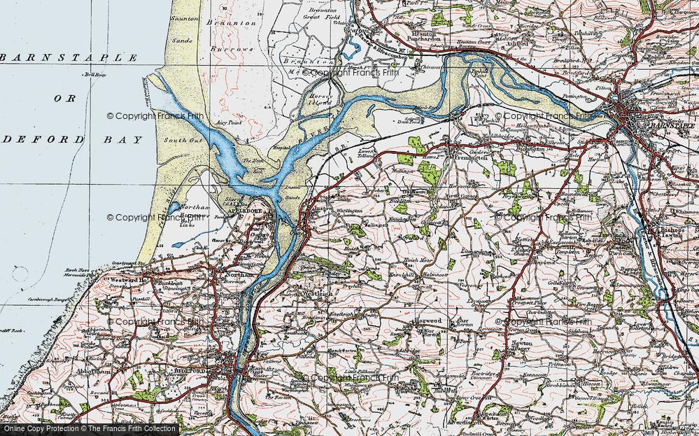 Worlington, 1919