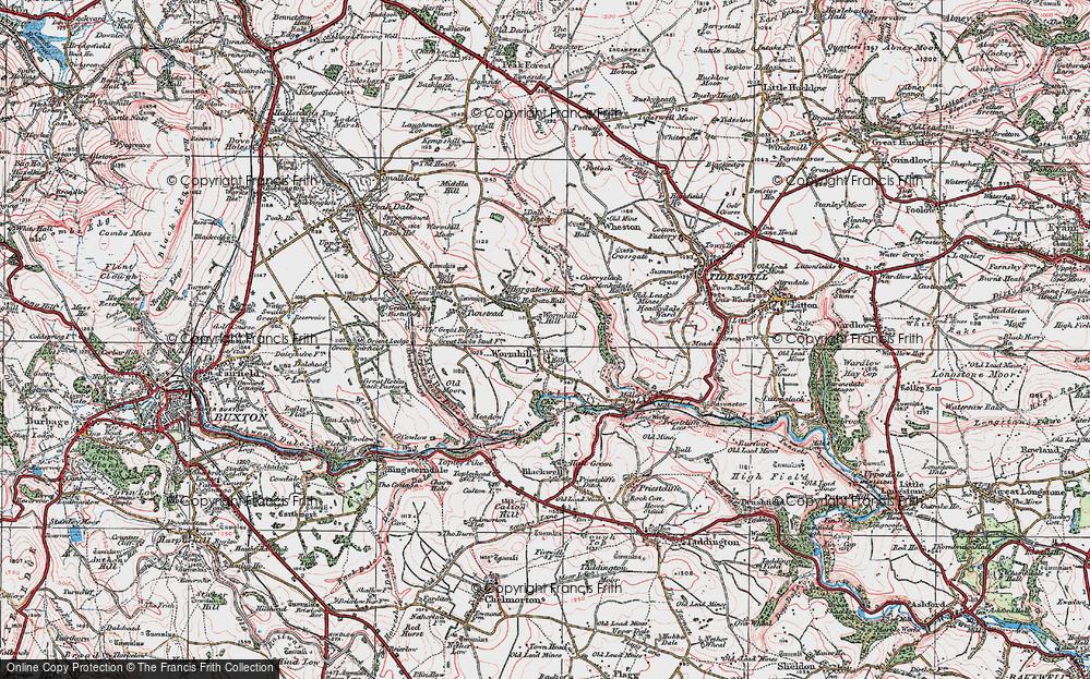 Wormhill, 1923