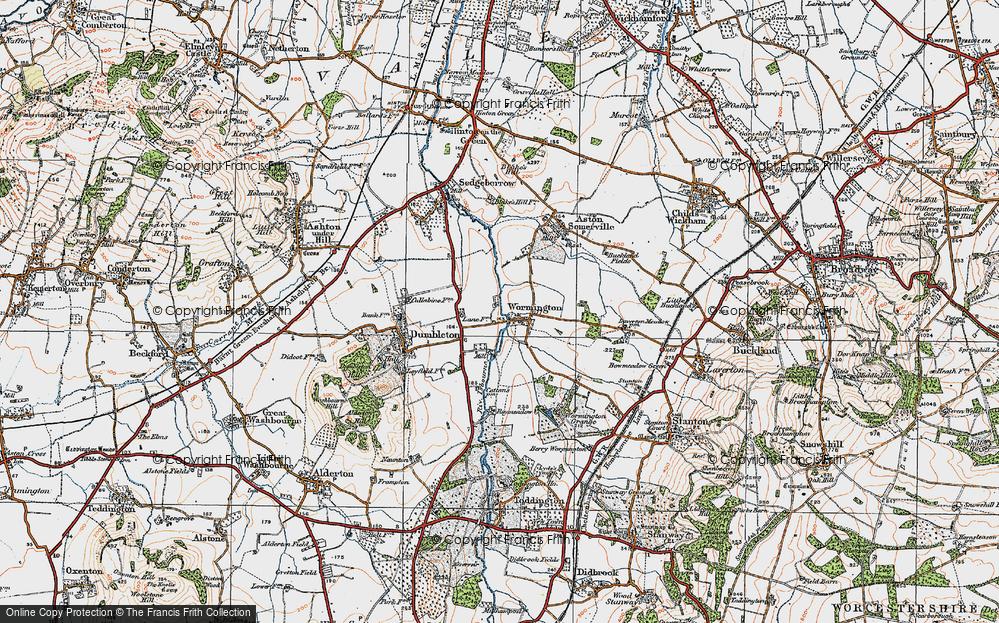 Wormington, 1919