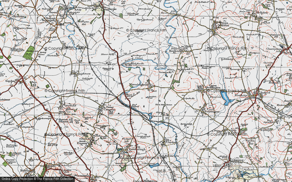 Wormleighton, 1919