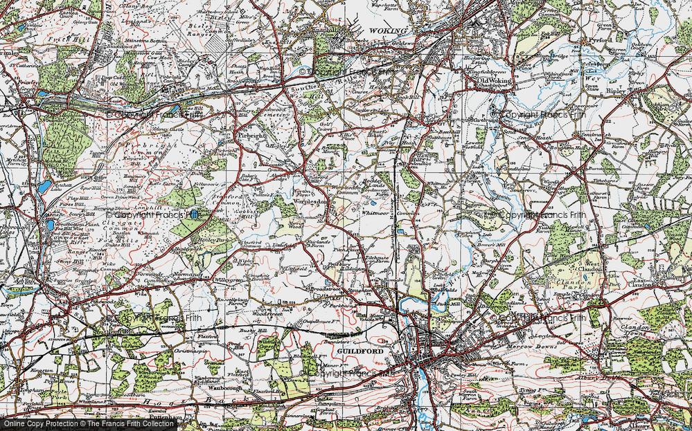 Worplesdon, 1920