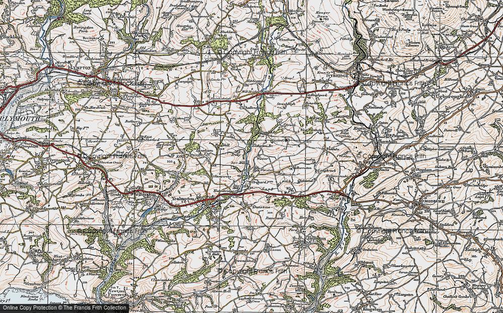Worston, 1919
