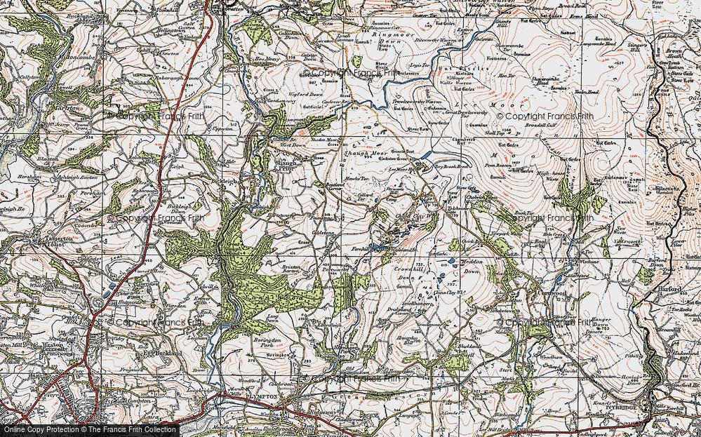 Wotter, 1919