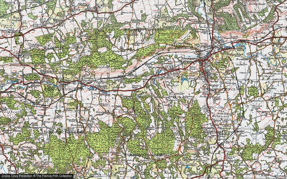 Wotton, 1920