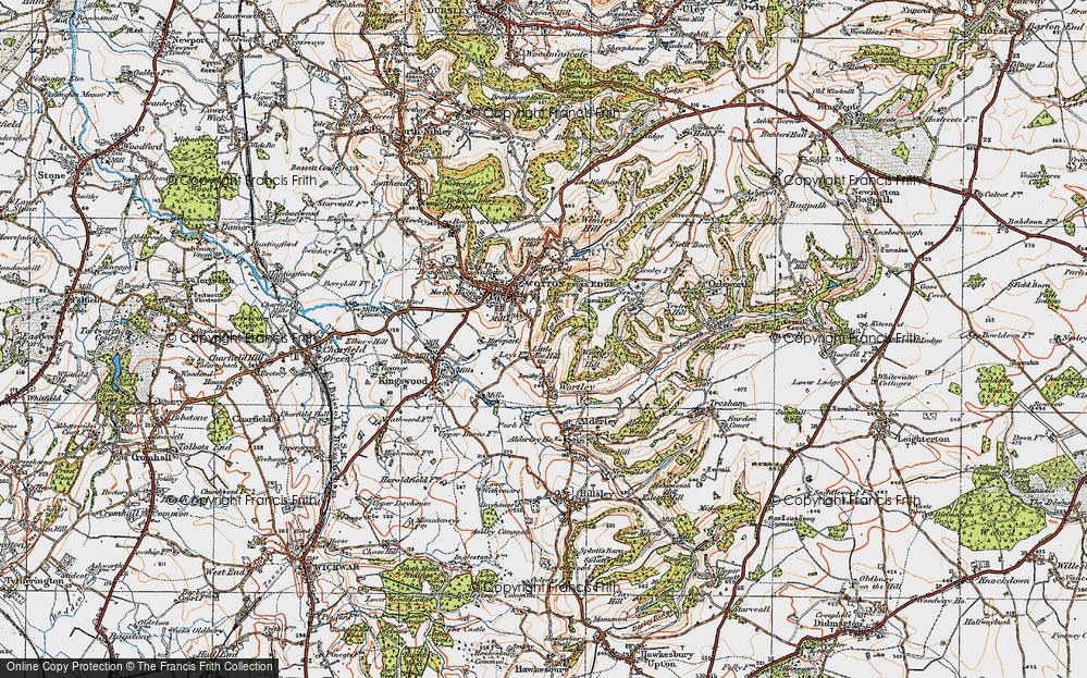 Wotton-under-Edge, 1919