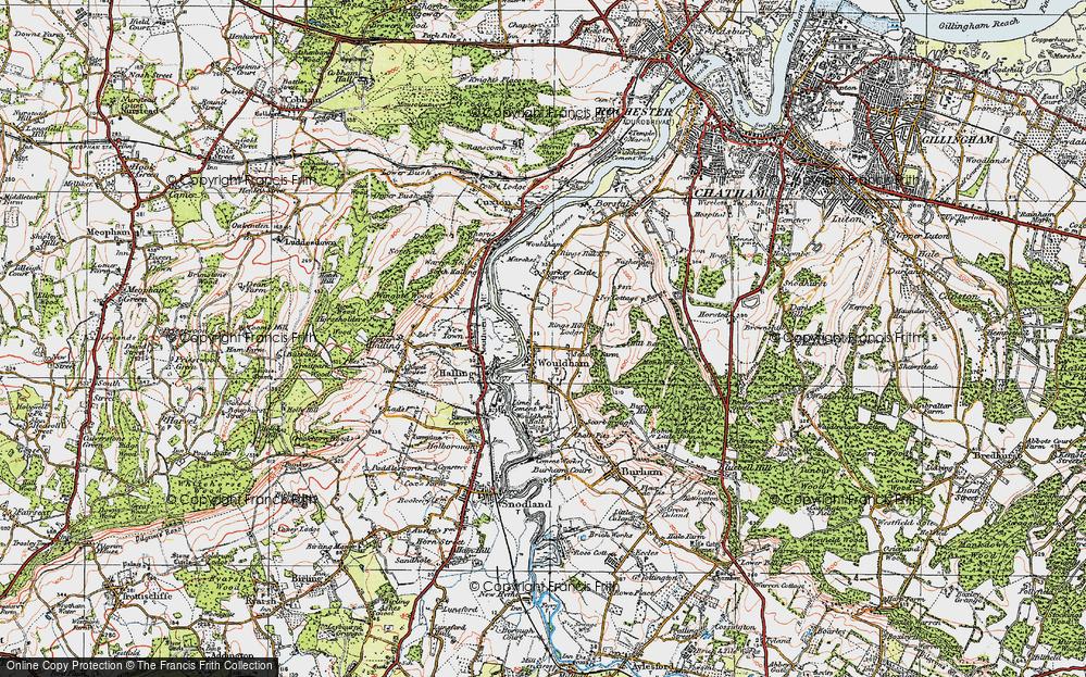 Wouldham, 1921