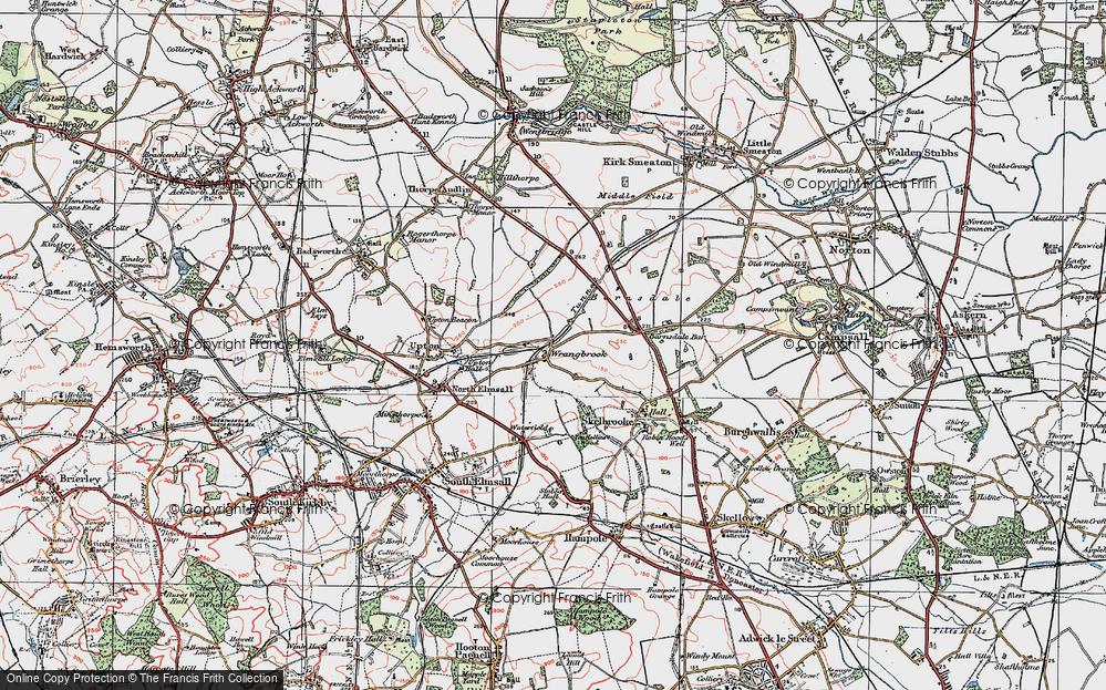 Wrangbrook, 1923
