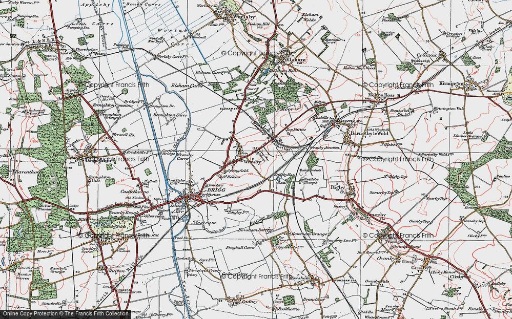 Wrawby, 1923