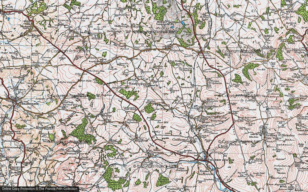 Wraxall, 1919