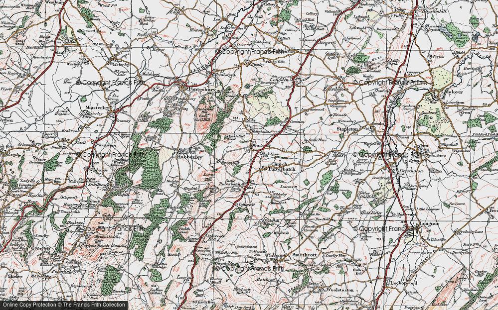 Wrentnall, 1921
