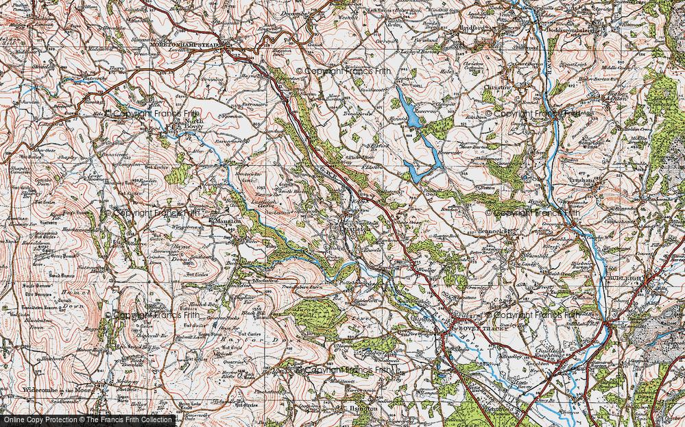 Wreyland, 1919