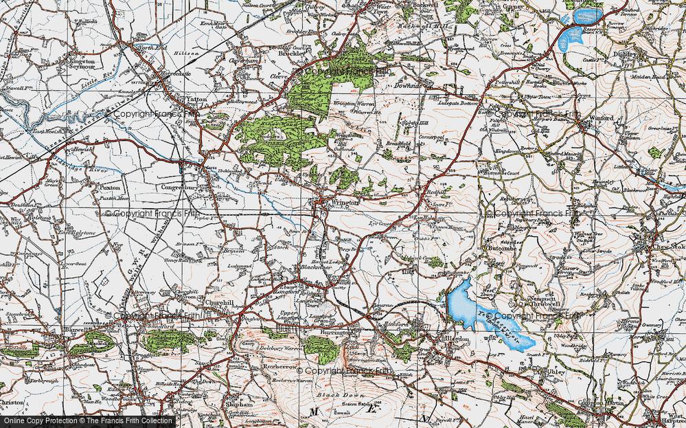 Wrington, 1919