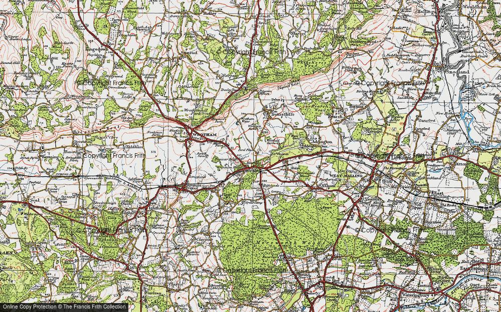 Wrotham Heath, 1920