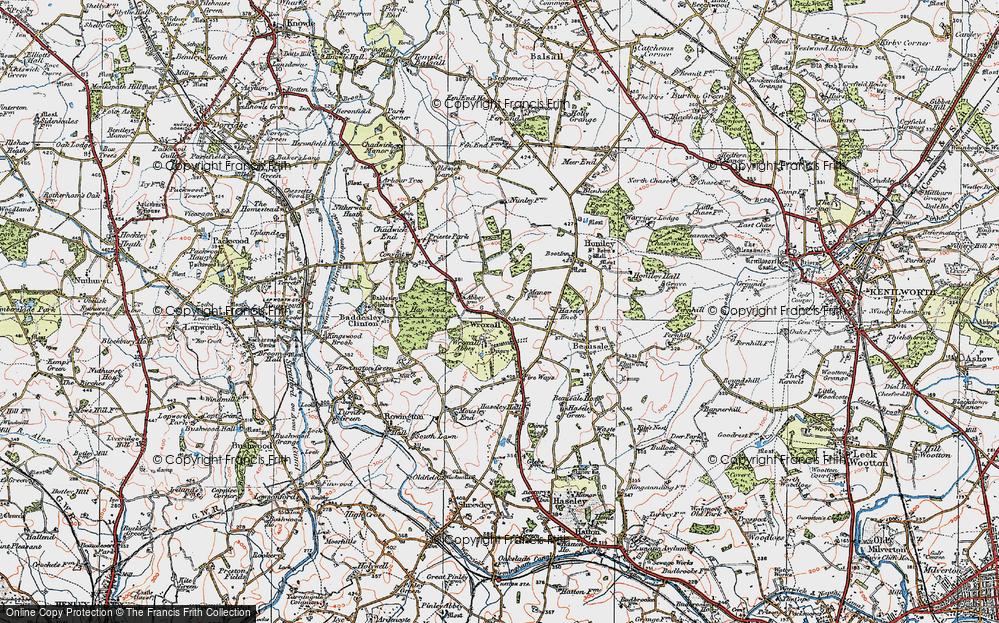 Wroxall, 1919