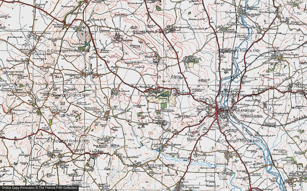 Wroxton, 1919