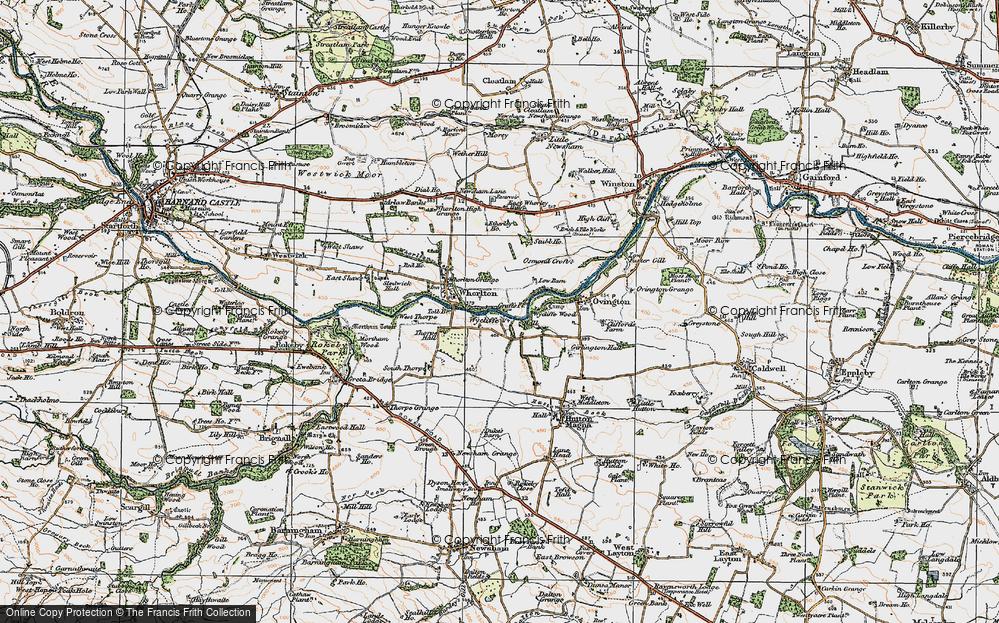 Wycliffe, 1925