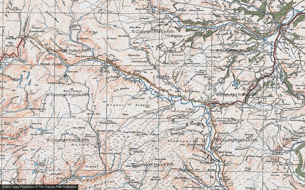 Wye Valley, 1922